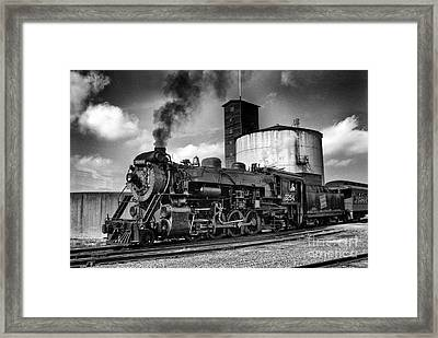 1940 Or 1990 Framed Print by Paul W Faust -  Impressions of Light