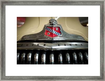 1948 Buick Roadmaster Framed Print by Sebastian Musial