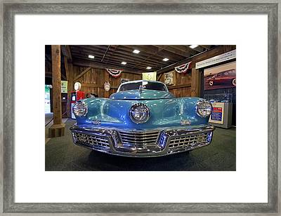 1948 Tucker Sedan Framed Print by Jim West