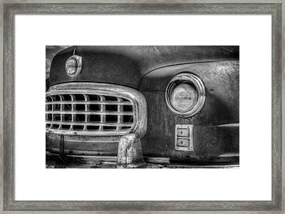 1950 Nash Statesman Framed Print by Scott Norris