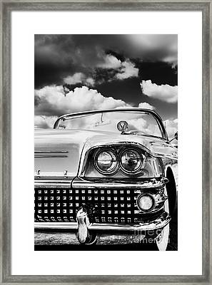 1958 Buick Special  Framed Print by Tim Gainey