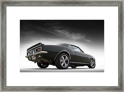 1967 Camaro Rs Framed Print by Douglas Pittman