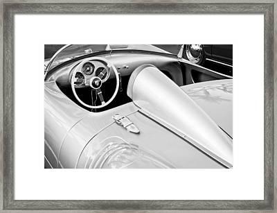 1955 Porsche Spyder Framed Print by Jill Reger