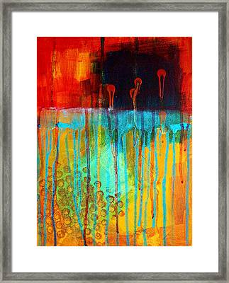 After Midnight Framed Print by Nancy Merkle