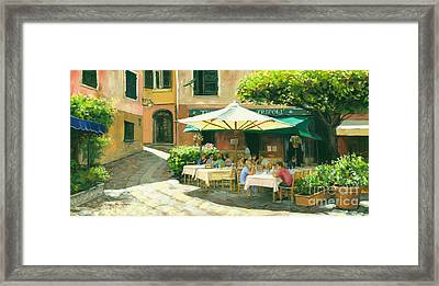 Afternoon Delight Framed Print by Michael Swanson
