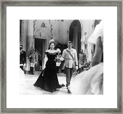 Ava Gardner Framed Print by Retro Images Archive