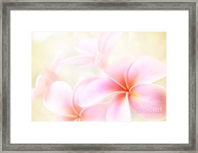 Awakening Love Framed Print by Sharon Mau