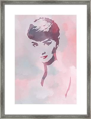 Beauty Of The Century Framed Print by Stefan Kuhn