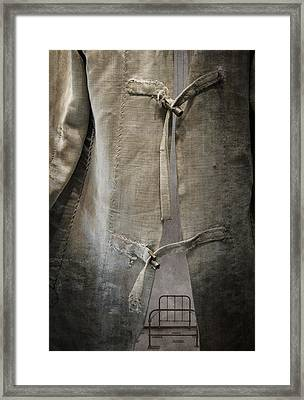 Bedlam Framed Print by Amy Weiss