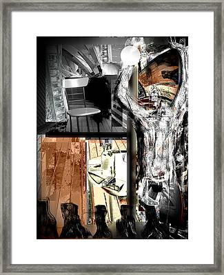 Before The After Life Framed Print by Ruth Clotworthy