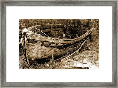 Better Days Framed Print by Mike Flynn