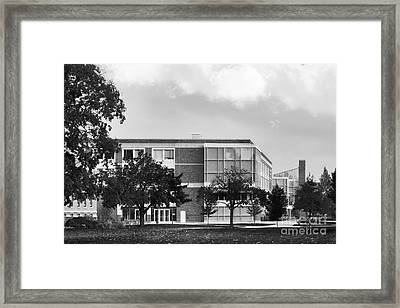 Bowling Green State University Bowen- Thompson Student Union Framed Print by University Icons