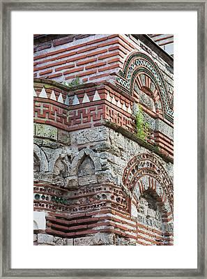 Bulgaria, Black Sea Coast, Nesebar Framed Print by Walter Bibikow