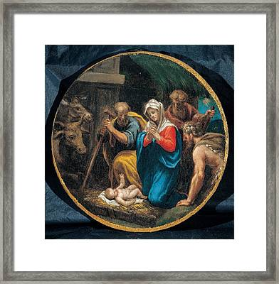 Campi Vincenzo, Mysteries Framed Print by Everett