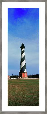 Cape Hatteras Lighthouse, Outer Banks Framed Print by Panoramic Images
