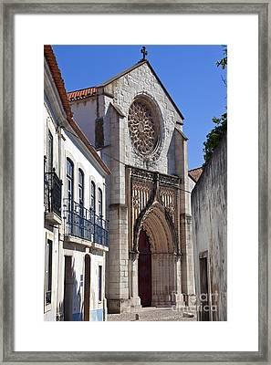 Church Gothic Framed Print by Jose Elias - Sofia Pereira