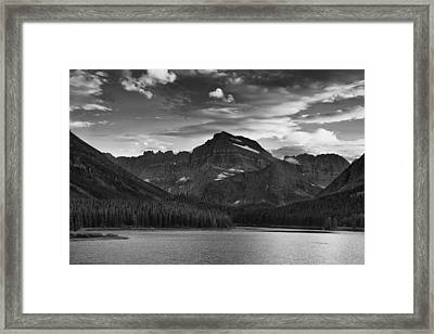 Clearing Storm Framed Print by Andrew Soundarajan