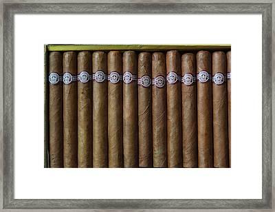Cuba, Pinar Del Rio Province, Pinar Del Framed Print by Walter Bibikow