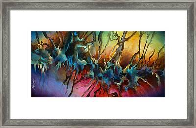'design 3' Framed Print by Michael Lang