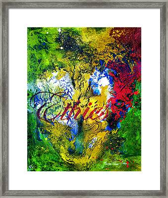 Ethics Framed Print by Laura Pierre-Louis