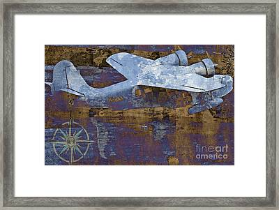 Flight Framed Print by Molly McPherson