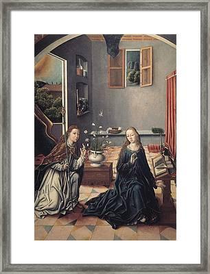 Gallego, Fernando 1440-1507. The Framed Print by Everett