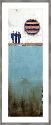 Gaze Framed Print by Susan McCarrell