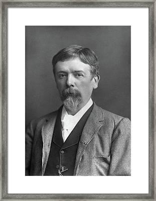 George Du Maurier (1834-1896) Framed Print by Granger