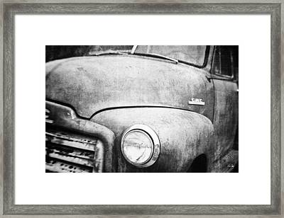 GMC Framed Print by Scott Pellegrin