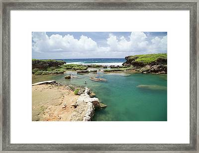 Guam Framed Print by Jim Edds