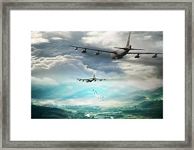 Heavy Metal Framed Print by Peter Chilelli