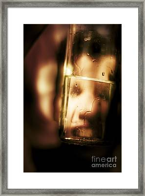 Issues Framed Print by Jorgo Photography - Wall Art Gallery
