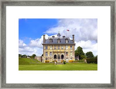 Kingston Lacy Framed Print by Joana Kruse
