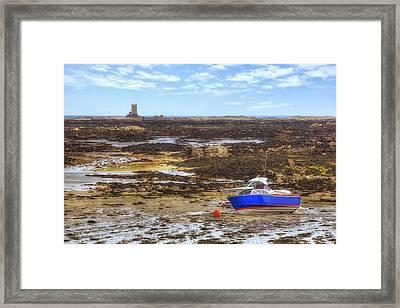 La Rocque - Jersey Framed Print by Joana Kruse