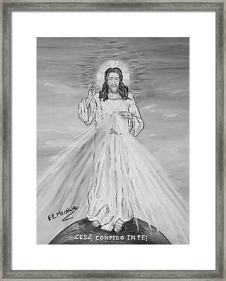 L'amore Framed Print by Loredana Messina