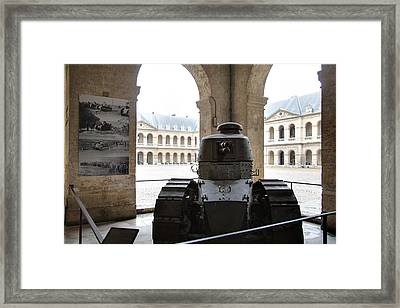 Les Invalides - Paris France - 01133 Framed Print by DC Photographer