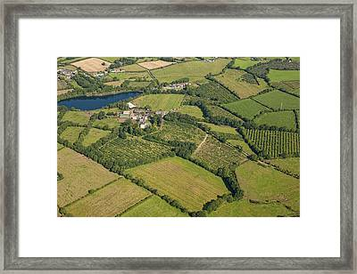 Loughgall Orchards, Armagh Framed Print by Colin Bailie