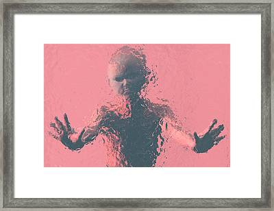 Mental Health Problems Framed Print by Carol & Mike Werner