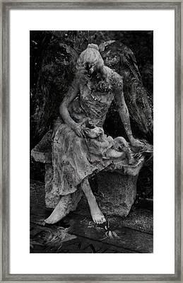 Miseries Framed Print by David Fox