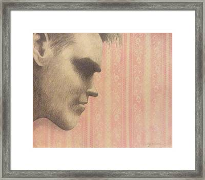 Morrissey Framed Print by Cynthia Hilliard