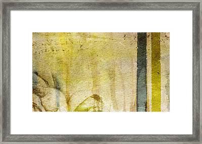 Music Of My Life Framed Print by Brett Pfister
