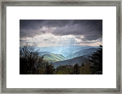 New Beginning Framed Print by Rob Travis