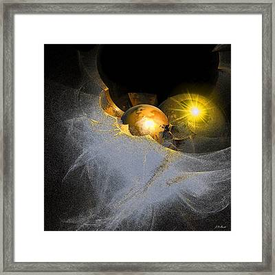 New Planet Framed Print by Michael Durst