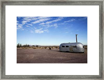 Newberry Springs, California, United Framed Print by Julien Mcroberts