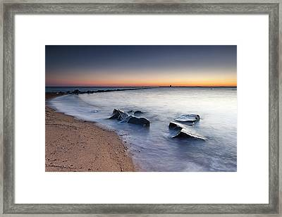 2 Of 3 Ain't So Bad Framed Print by Edward Kreis