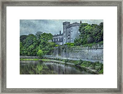 Castle Framed Print by Svetlana Sewell