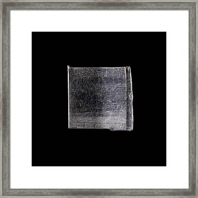 Platinum Framed Print by Science Photo Library