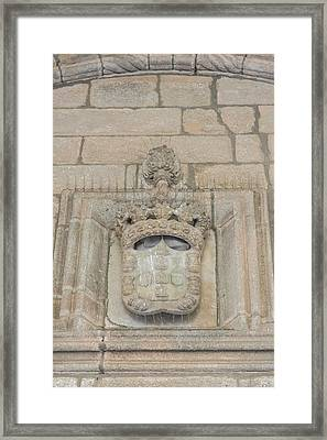 Portugal, Evora, St Framed Print by Jim Engelbrecht