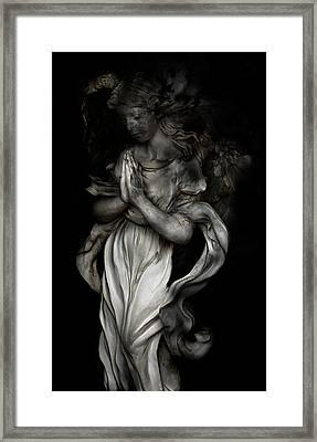 pretty on the Inside Framed Print by David Fox