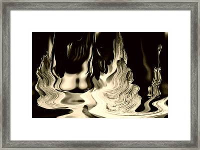 Quimera Framed Print by Gerlinde Keating - Keating Associates Inc